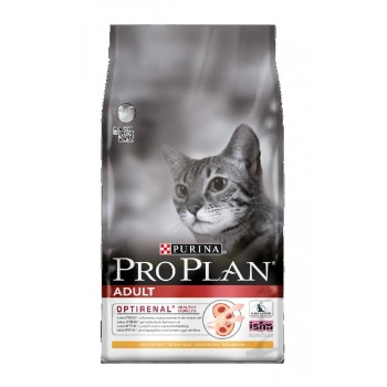 """Pro Plan / Про План """"Adult"""" сухой для кошек Курица 1,5 кг"""