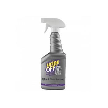 Urine OFF / Юрин Офф, Средство для уничтожения пятен и запахов от собак и щенков, UO Odor and Stain Remover, Dog & Puppy, IS, 500 ml