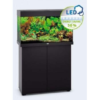 Juwel / Ювель RIO 125 LED аквариум 125л черный (Black) 81х36х50см 2х14W Фильтр Bioflow М, Нагр100W