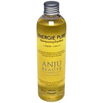 Anju Beaute Шампунь Гипоаллергенный: цветы лотоса, женьшень и экстракт пшеницы (Energie Pure Shampooing) (AN120)