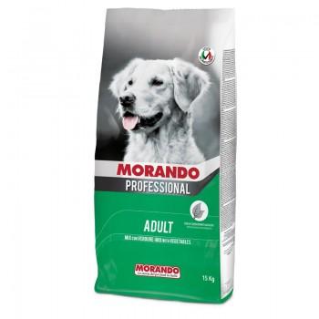 Morando / Морандо Professional Cane сухой корм для взрослых собак с курицей, 15 кг