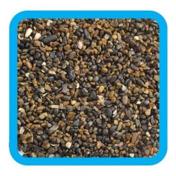 Jebo / Джебо 20205A Грунт натуральный темно-коричневый меланж, 3-5мм
