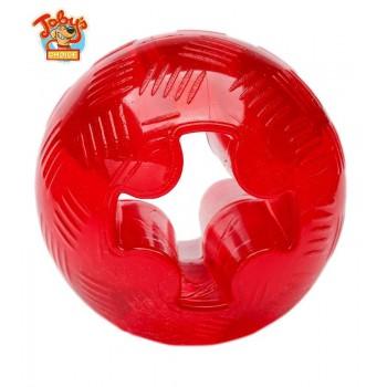 "Kitty City Игрушка для собак ""Супер прочный мяч"",8 см(SUPER TOUGH BALL LARGE) TC10021"