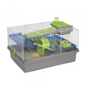Rosewood Клетка для мелких грызунов PICO, серая