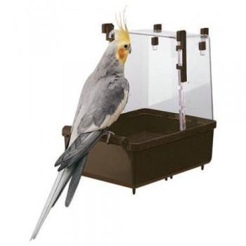 Ferplast / Ферпласт Ванночка L101 для средних попугаев