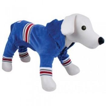 Dezzie / Деззи Костюм для собак, спортивный, 35 см