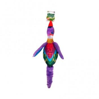 Karlie-Flamingo / Карли Фламинго Игрушка д/с Crazy Bird 50*10*7.5 см
