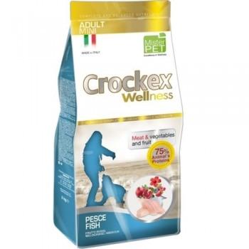 CROCKEX / КРОКЕКС Wellness сухой корм для собак мелких пород 2 кг рыба с рисом MCF3202
