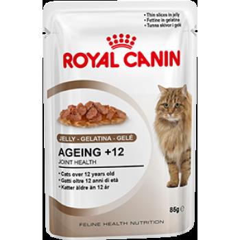 Royal Canin / Роял Канин Эйджинг +12 в желе, 85 гр