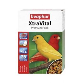 Beaphar / Беафар Корм «Xtra Vital» д/канареек, 500г