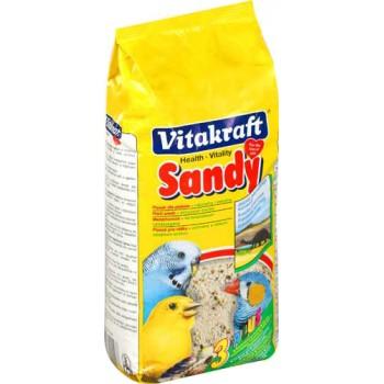 Vitakraft / Витакрафт SANDY Песок для всех видов птиц 2, 5 кг