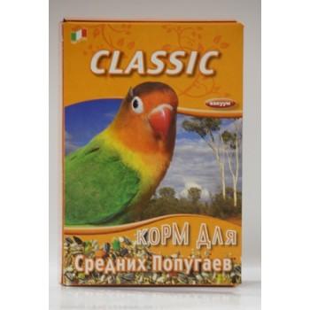 Fiory / Фиори корм для средних попугаев Classic 400 г