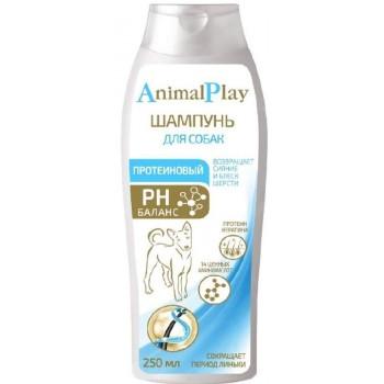 Animal Play / Энимал Плэй Шампунь д/собак Протеиновый 250мл