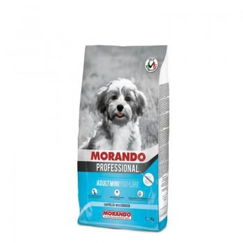 Morando / Морандо Professional Cane cухой корм для взрослых мелких пород собак PRO LINE с курицей, 1,5 кг