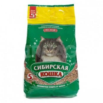 Сибирская Кошка Лесной 5л