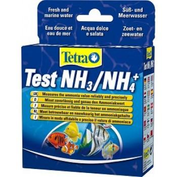 Tetra / Тетра Test NH3/NH4 тест для воды на аммоний пресн/море