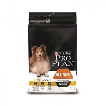 """Pro Plan / Про План """"Light"""" сухой низкокалорийный и для стерилизованных собак Курица с Рисом 3 кг"""