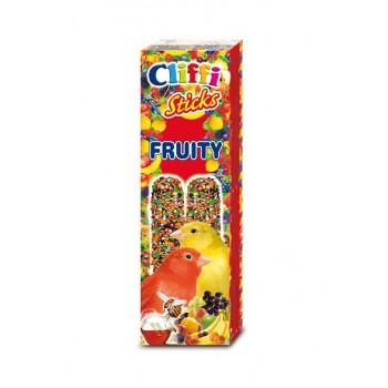 Cliffi / Клиффи Лакомства для Канареек: палочки фруктами медом PCOA411