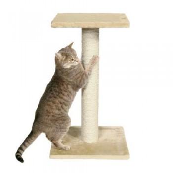 "Trixie / Трикси 43342 Домик для кошки ""Espejo"" высота 69см сер."