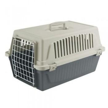 Ferplast / Ферпласт Контейнер-переноска ATLAS 10 д/кошек и мелких собак(бюджет)48*32,5*29