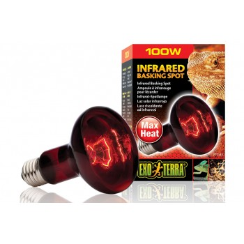 Exo Terra / Экзо Терра Лампа инфракрасная Infrared Basking Spot 100 Вт. PT2144
