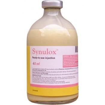 Синулокс RTU (Зоэтис) 40 мл фл (1х12)