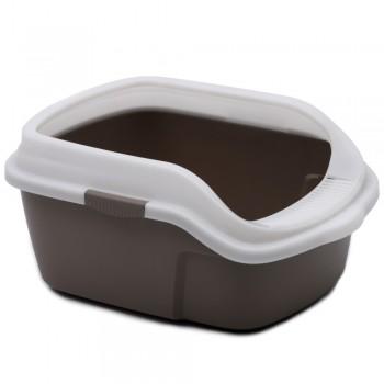Petmode Туалет Sanitaire Range 51х39х24, коричневый
