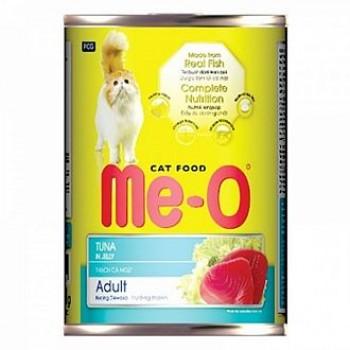 Ме-О Adult кон.д/кошек Тунец 400г 211