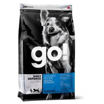 Go! / Гоу! Для щенков и Собак с Цельной Курицей, фруктами и овощами 11,35 кг