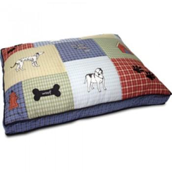 Petmate / Петмейт Лежак - матрас для собак, со съемным чехлом, 91х69 (см)