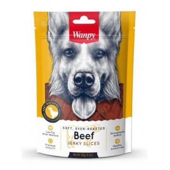 Wanpy Dog соломка из вяленой говядины 100 г (MA-04S)