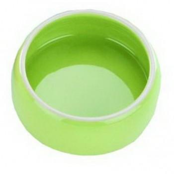 Nobby / Нобби Миска 0,25л керамика зеленая (1х6) 37314
