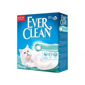 Ever Clean Aqua Breeze Scent Наполнитель д/кошек с ароматом Морского бриза 6кг