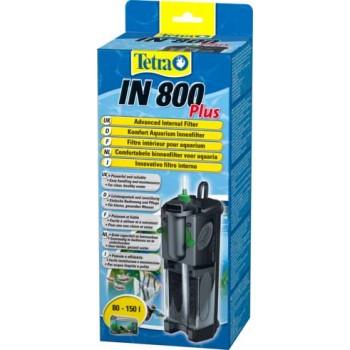 Tetra / Тетра IN 800 Plus внутренний фильтр для аквариумов до 150 л