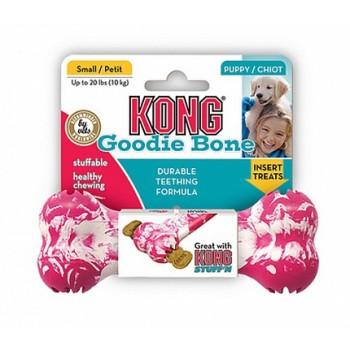 """Kong / Конг игрушка для щенков """"Косточка"""" малая 4 см"""