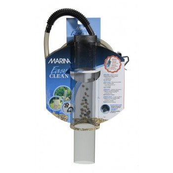 Hagen / Хаген сифон для чистки аквариумного грунта 38 см