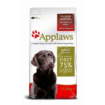 "Applaws / Эпплаус для Собак крупных пород ""Курица/Овощи: 75/25%"" 15 кг"