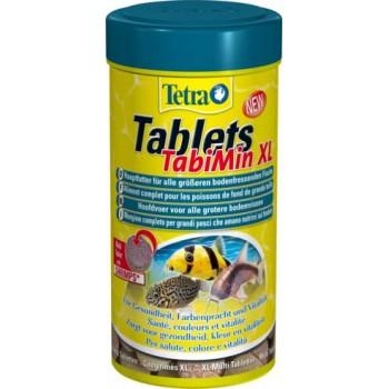 TetraTabletsTabiMin / Тетра XL корм для всех видов донных рыб в виде крупных двухцветных таблеток 133 таб.