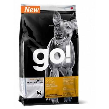Go! / Гоу! для щенков и собак со свежей уткой для чувст. Пищеварения 2,72 кг