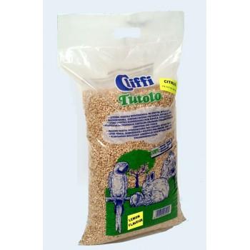 """Cliffi / Клиффи Кукурузный Наполнитель """"Цитрус"""" для грызунов: 100% органик PCRS011"""