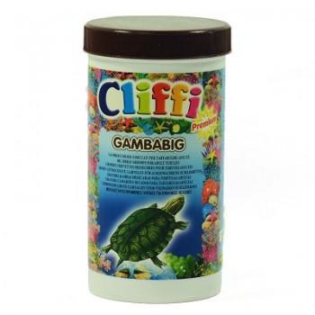 Cliffi / Клиффи Для черепах, большие сушеные креветки, 1000мл PCAA309