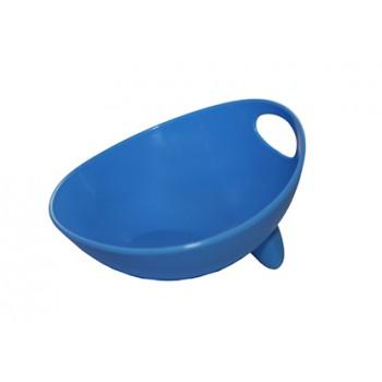 Ziver / Зивер 413 Миска дизайнерская , M, 700мл, голубой