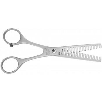 Еhaso / Эхасо ножницы филировочные двусторонние 13,5 см 25 зубцов