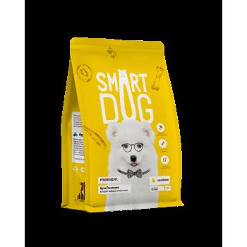 Smart Dog / Смарт Дог для щенков с цыпленком, 12 кг
