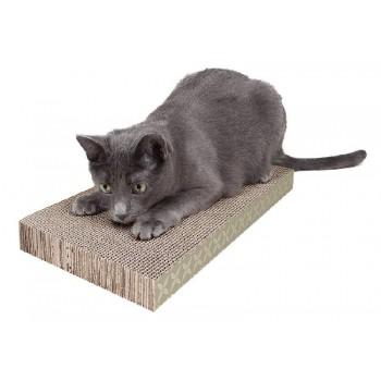Kitty City Когтеточка доска большая, 4*25*46см (Wide corrugare sctratcher) PL0628