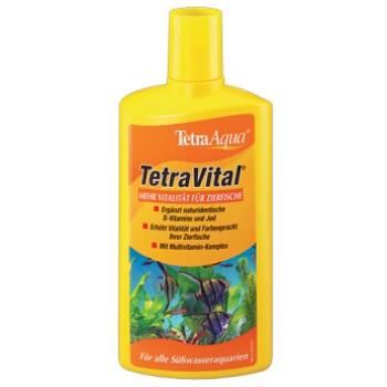 Tetra / Тетра Vital кондиционер для создания естественных условий в аквариуме 500 мл