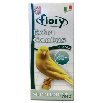 Fiory / Фиори кормовая добавка для пения птиц Extra Cantus 36 мл