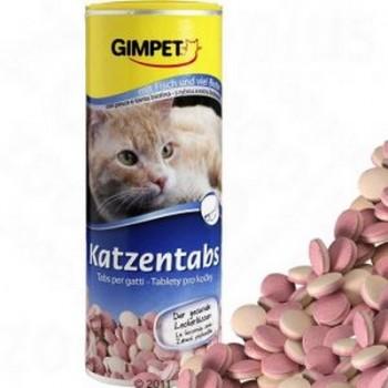 Gimpet / Гимпет ВитаМиниз. лакомство с рыбой д/кошек 350 шт 210 г