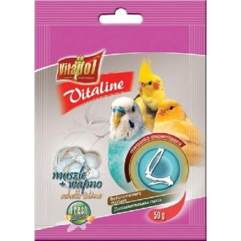 Vitapol / Витапол VITALINE- ракушки+кальций для птиц