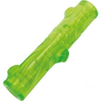 """Игрушка """"Грызлик Ам"""" Палочка Bottle Sound Размер 16 см, Цвет Зеленый, Материал TPR, с бутылочным звуком"""